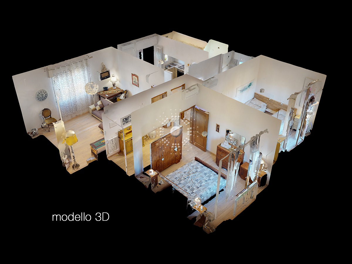 modello 3D