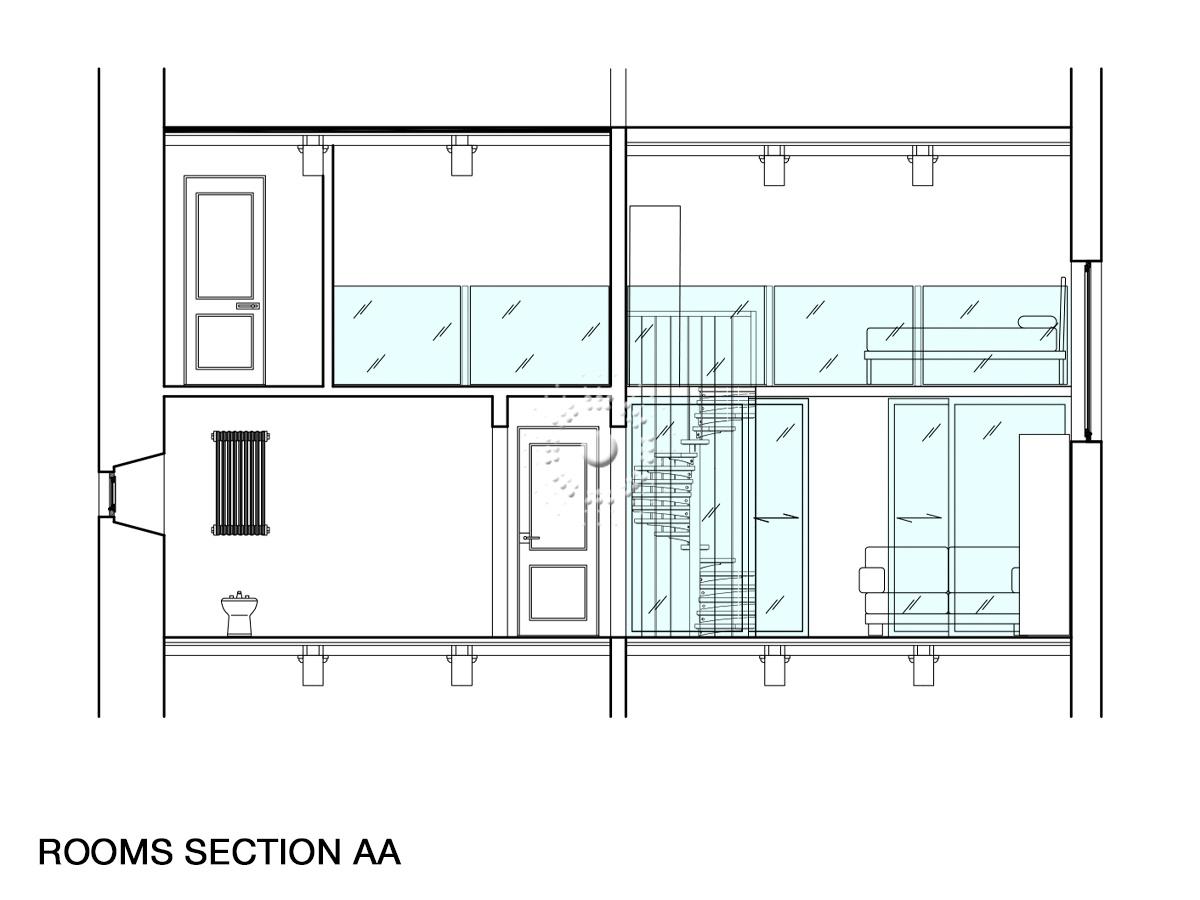 sezione AA
