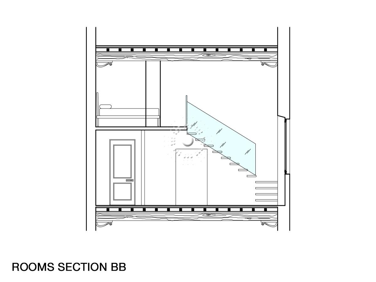 sezione BB