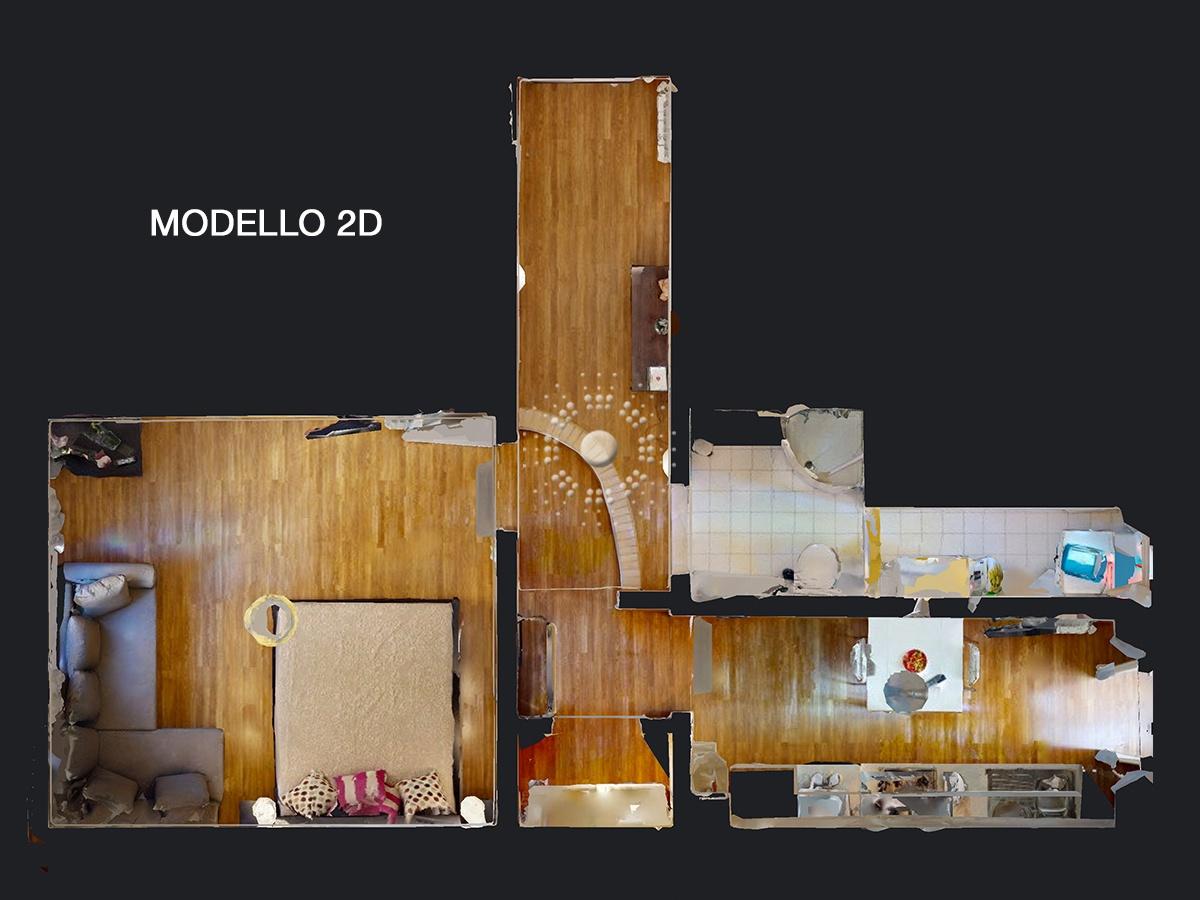 modello 2D